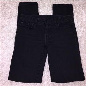 🔻Tory Burch Super Skinny Black Jean